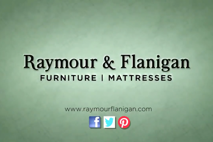 Raymour & Flanigan Recycling Center